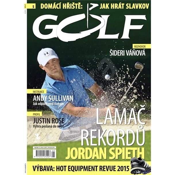 Golf - 5/2015 - Elektronický časopis
