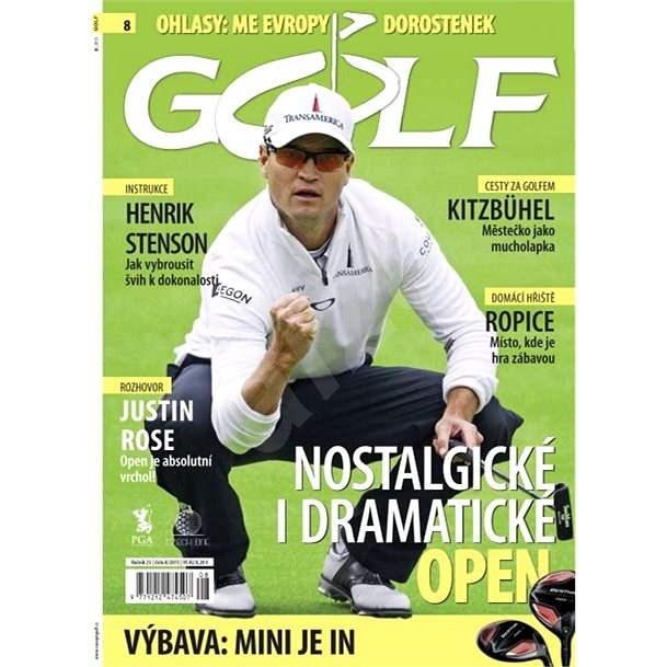 Golf - 8/2015 - Elektronický časopis