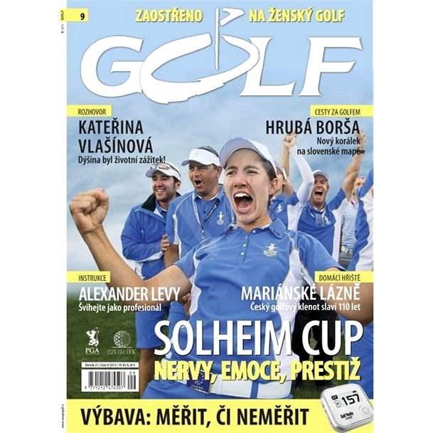 Golf - 9/2015 - Elektronický časopis