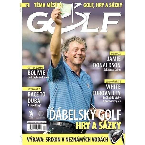 Golf - 12/2015 - Elektronický časopis