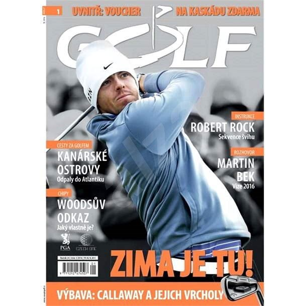 Golf - 1/2016 - Elektronický časopis