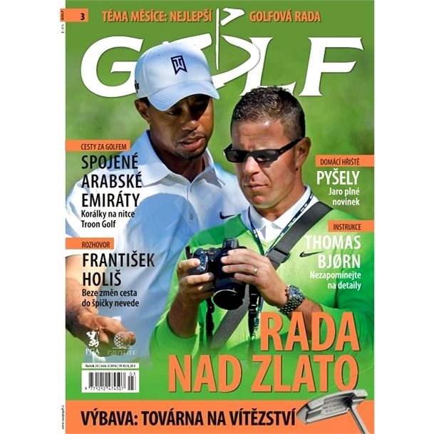 Golf - 3/2016 - Elektronický časopis
