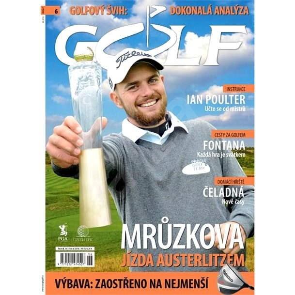 Golf - 6/2016 - Elektronický časopis