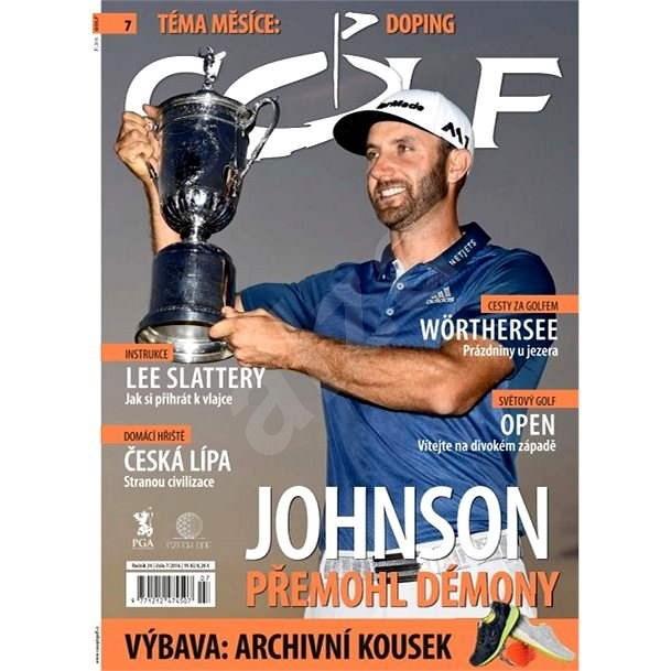 Golf - 7/2016 - Elektronický časopis