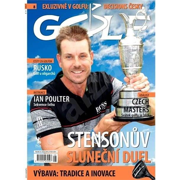 Golf - 8/2016 - Elektronický časopis