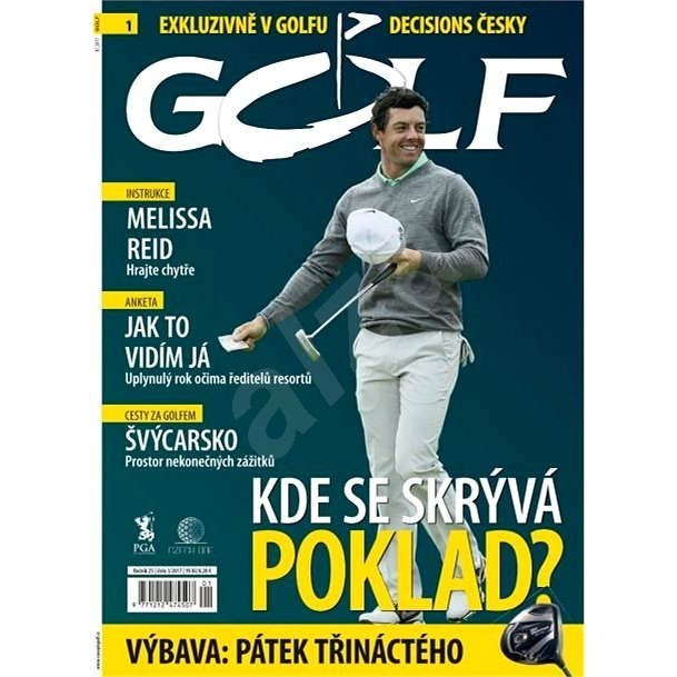 Golf - 01/2017 - Elektronický časopis