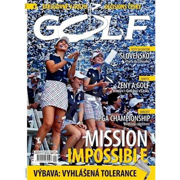 Golf - 9/2017 - Elektronický časopis