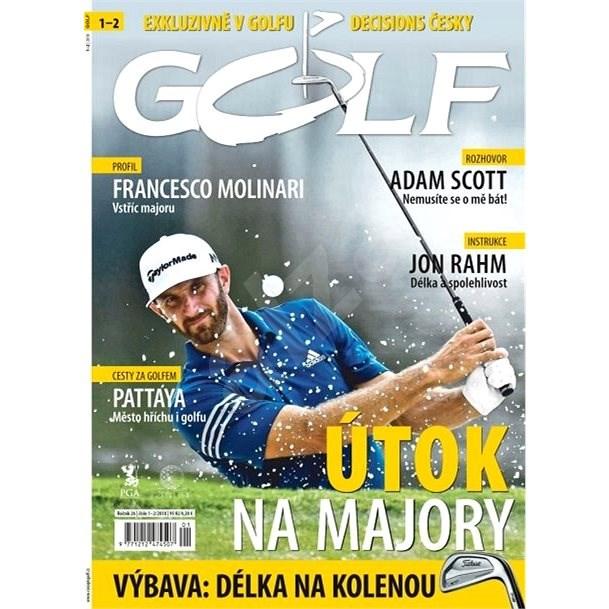 Golf - 1-2/2018 - Elektronický časopis