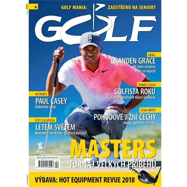 Golf - 4/2018 - Elektronický časopis