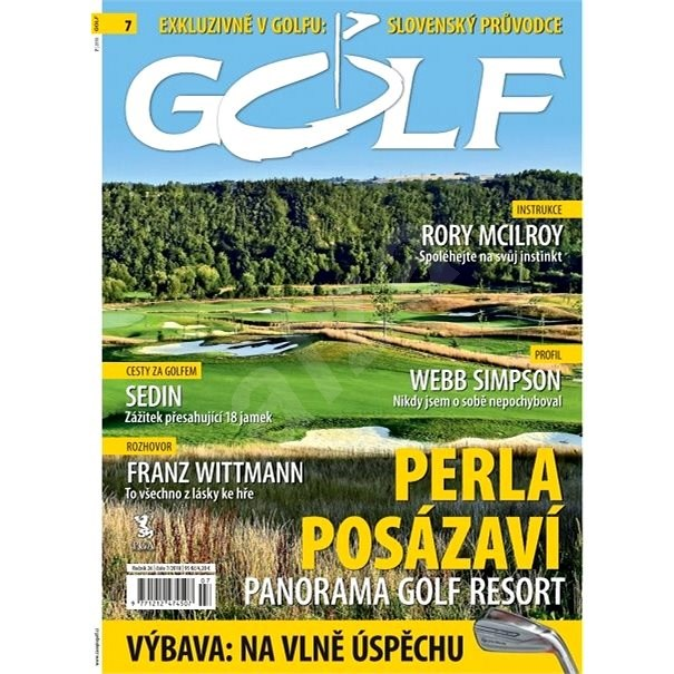 Golf - 7/2018 - Elektronický časopis