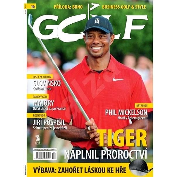 Golf - 10/2018 - Elektronický časopis