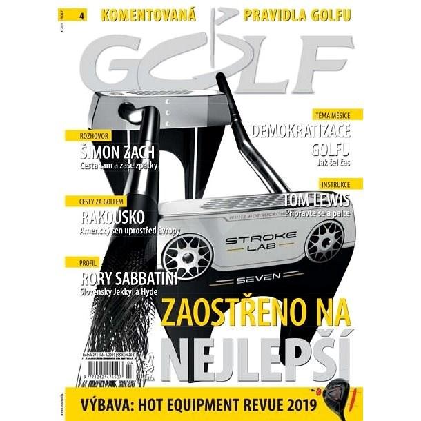 Golf - 4/2019 - Elektronický časopis