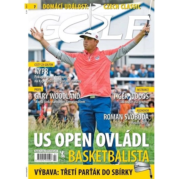 Golf - 7/2019 - Elektronický časopis