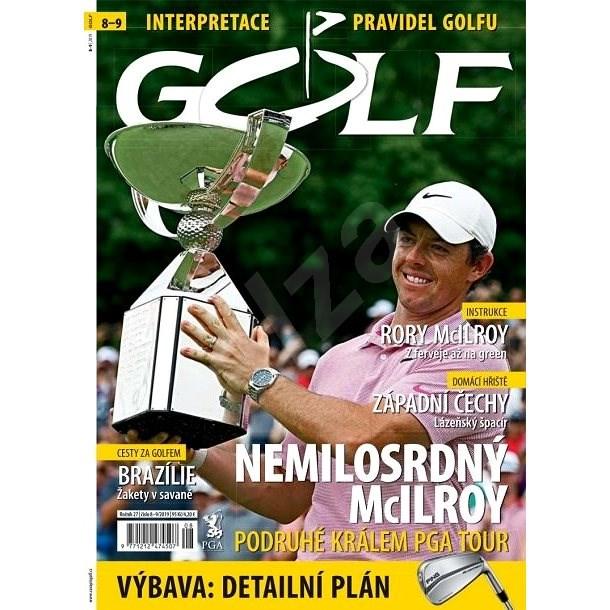 Golf - 8-9/2019 - Elektronický časopis