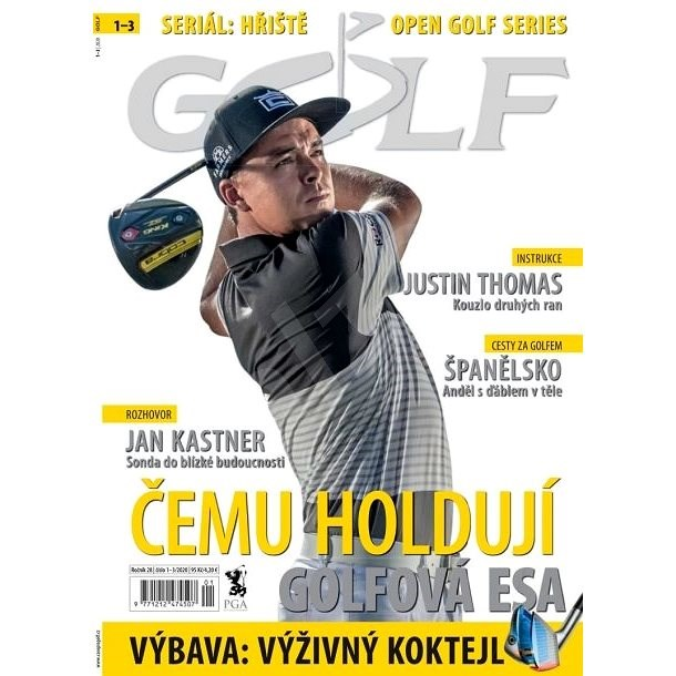 Golf - 01-03/2020 - Elektronický časopis