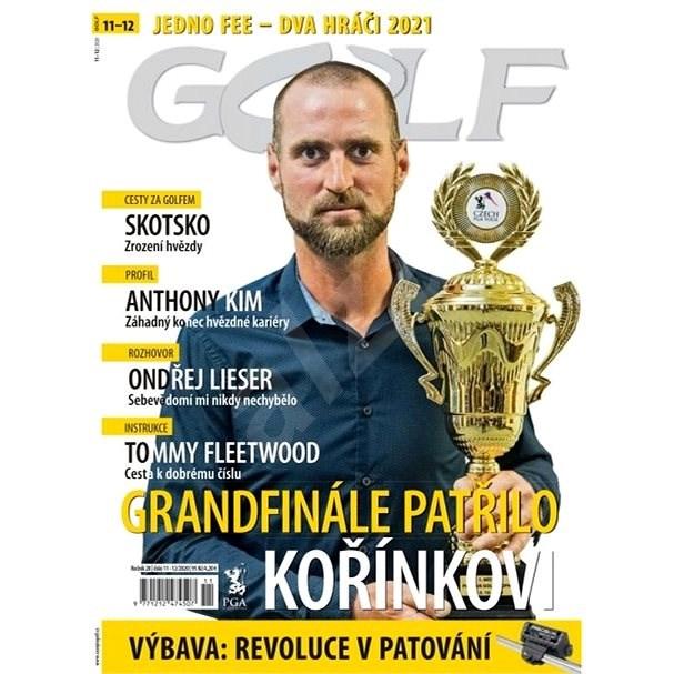 Golf - 11-12/2020 - Elektronický časopis