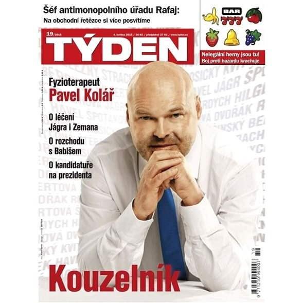 Týden - 19/2015 - Digital Magazine