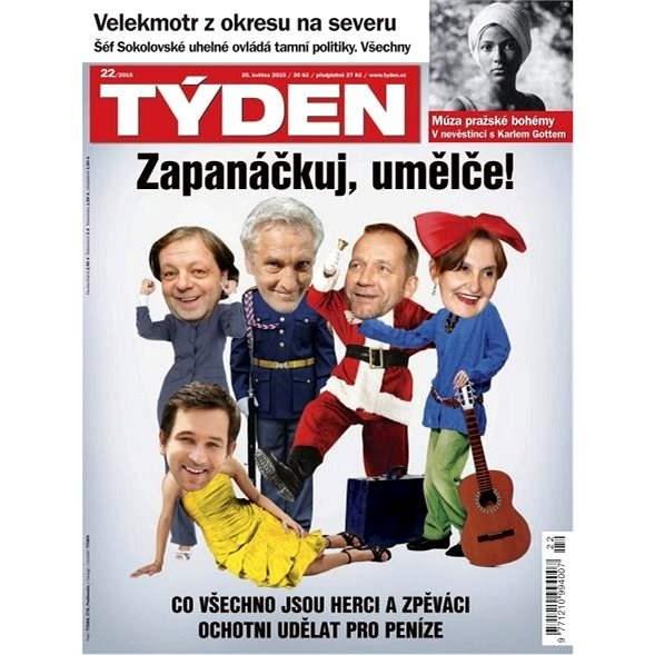 Týden - 22/2015 - Digital Magazine