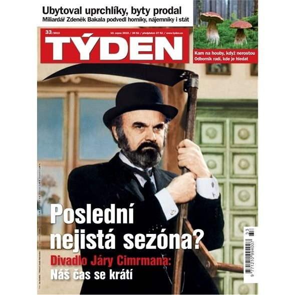 Týden - 33/2015 - Digital Magazine