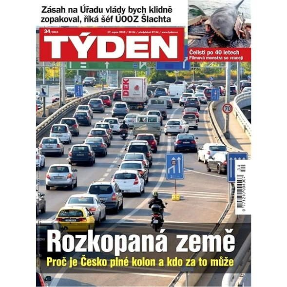 Týden - 34/2015 - Digital Magazine