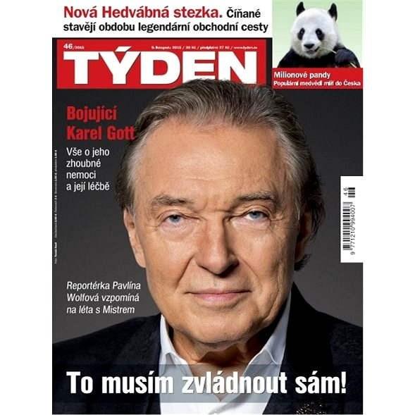Týden - 46/2015 - Digital Magazine