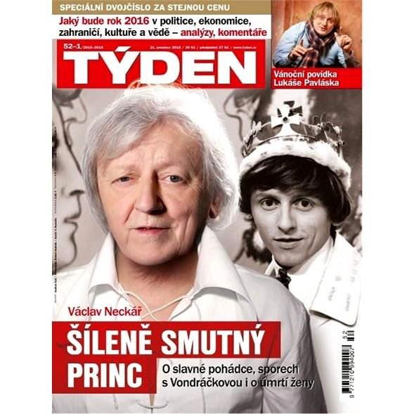 Týden - 52/2015 - Elektronický časopis