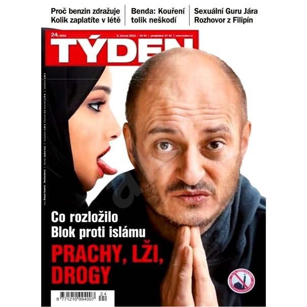 Týden - 24/2016 - Elektronický časopis