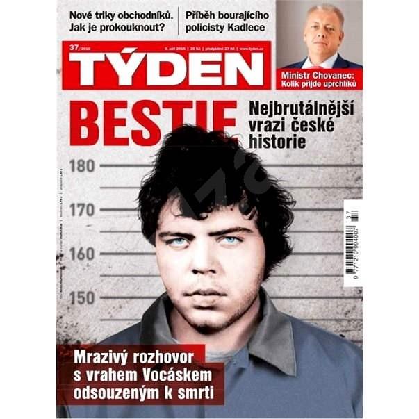 Týden - 37/2016 - Elektronický časopis