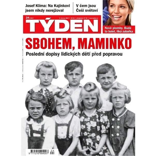 Týden - 24/2017 - Elektronický časopis