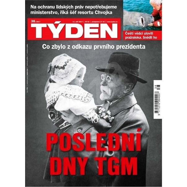 Týden - 38/2017 - Elektronický časopis
