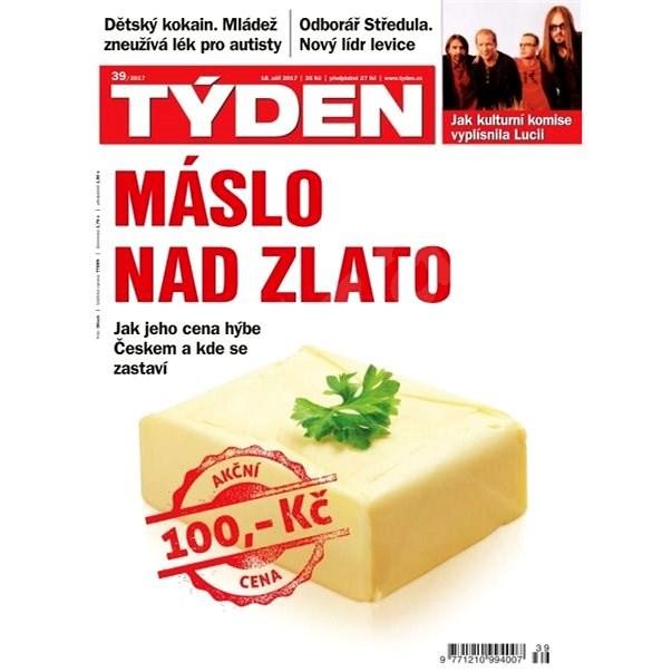 Týden - 39/2017 - Elektronický časopis