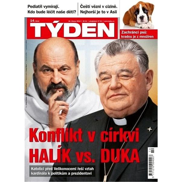 Týden - 14/2018 - Elektronický časopis