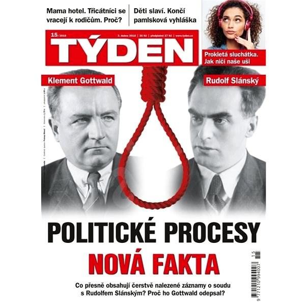Týden - 15/2018 - Elektronický časopis