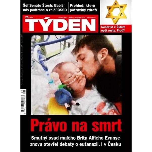 Týden - 20/2018 - Elektronický časopis