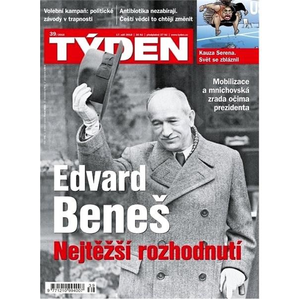 Týden - 39/2018 - Elektronický časopis