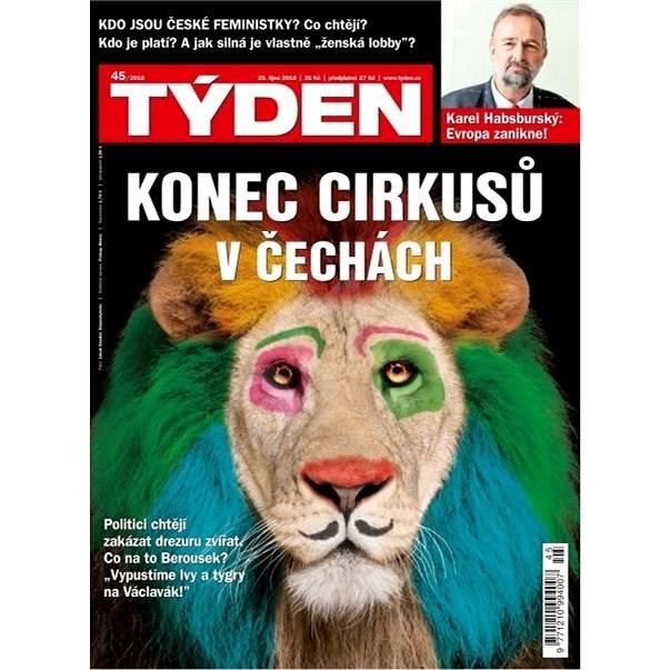 Týden - 45/2018 - Elektronický časopis