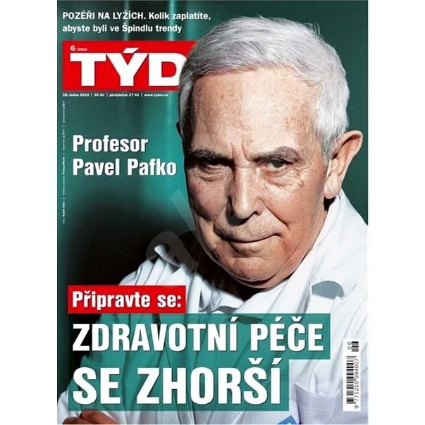 Týden - 6/2019 - Elektronický časopis