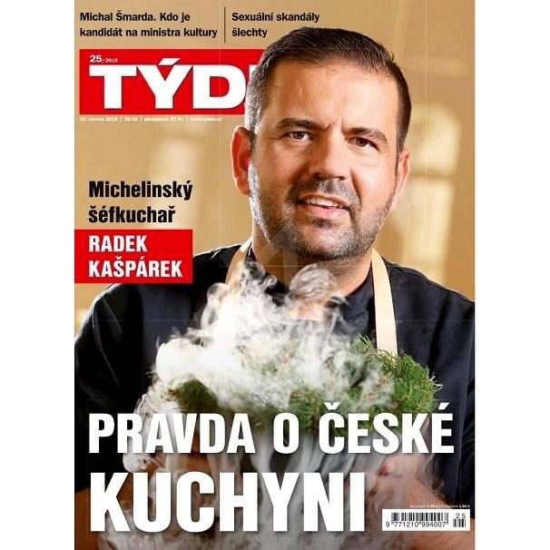 Týden - 25/2019 - Elektronický časopis