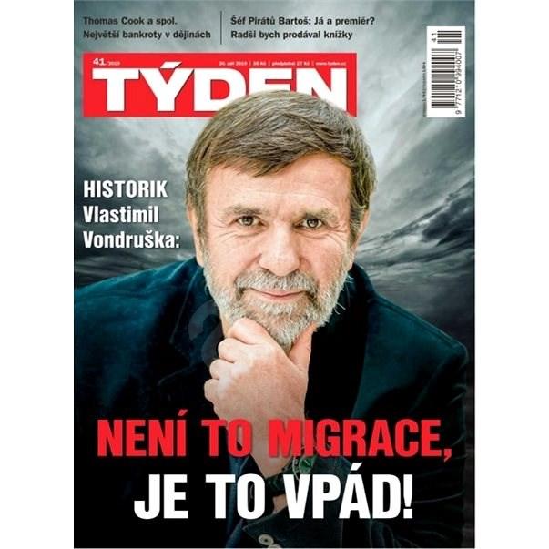 Týden - 41/2019 - Elektronický časopis