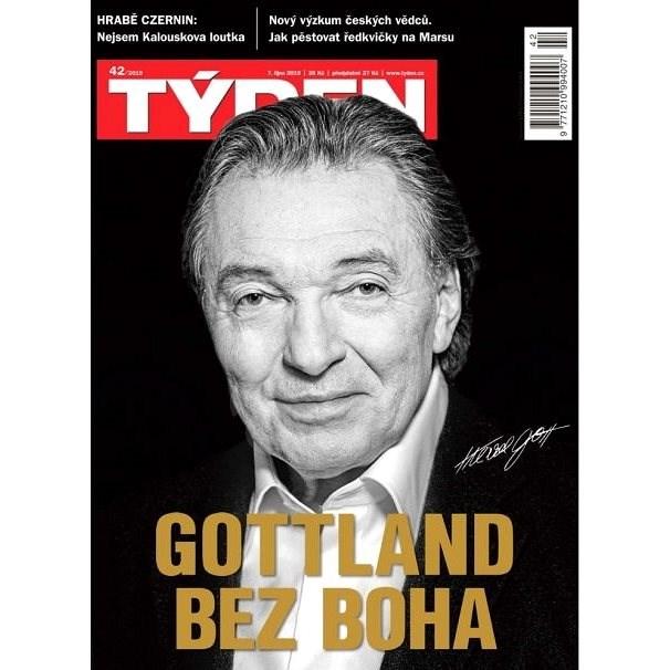 Týden - 42/2019 - Elektronický časopis