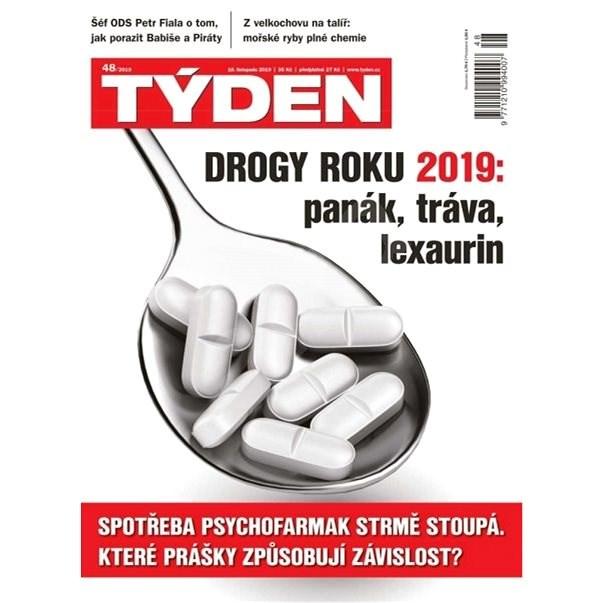 Týden - 48/2019 - Elektronický časopis