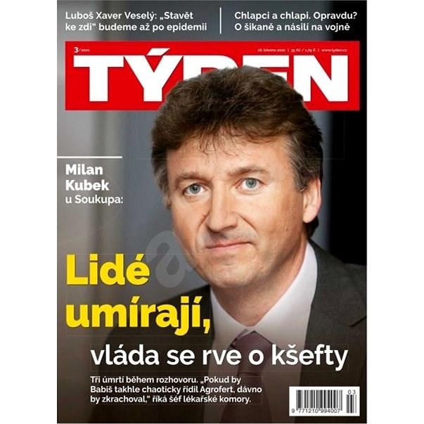 Týden - 3/2021 - Elektronický časopis