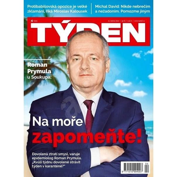 Týden - 4/2021 - Elektronický časopis