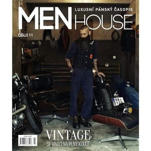 Menhouse - Luxusní časopis - Menhouse č. 11 - Elektronický časopis