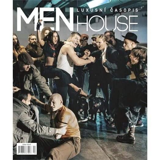 Menhouse - Luxusní časopis - Menhouse č. 12 - Elektronický časopis