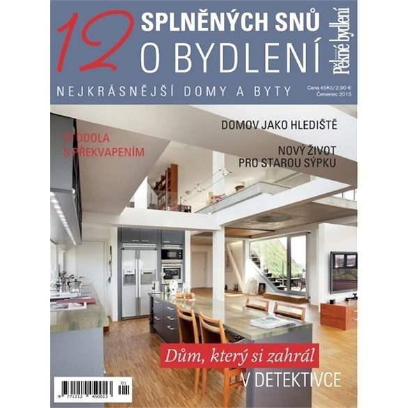 12 splněných snů o bydlení - 2015 - Elektronický časopis
