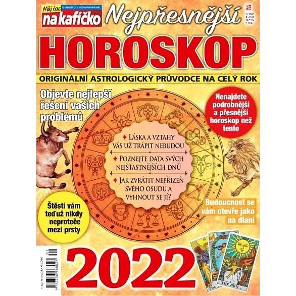 HOROSKOPY Můj čas na kafíčko - 1/21 - Elektronický časopis