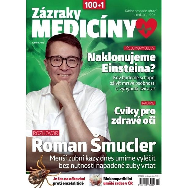 Zázraky medicíny - 5/2018 - Elektronický časopis