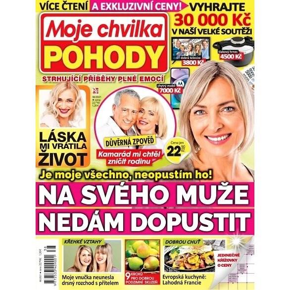 Moje chvilka pohody - 38/21 - Elektronický časopis