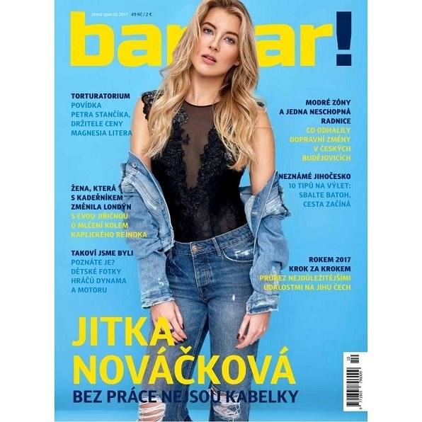 Barbar - zimní speciál 2017 - Elektronický časopis